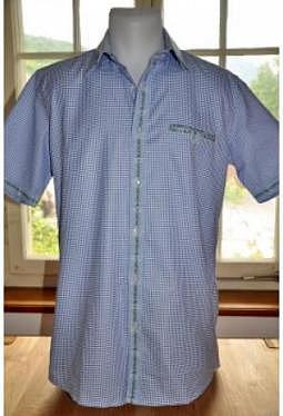 Edelweiss Hemd «Kölsch» ***Oktoberfestival*** langarm