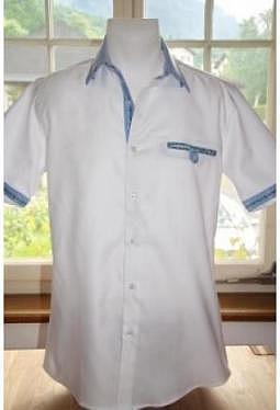Edelweiss Hemd country kurzarm
