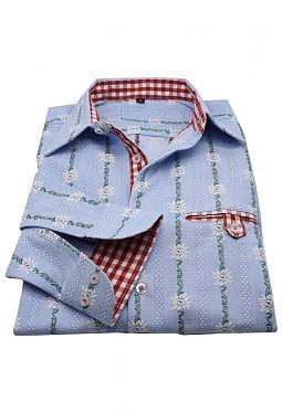 Edelweiss Hemd Kölsch, langarm